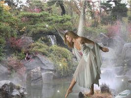 Fairy Of The Lake by Rhiannon104