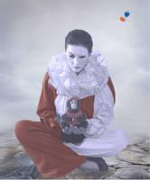 Tears Of A Clown by Rhiannon104