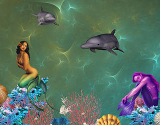 Enchantresses of the Sea by Rhiannon104