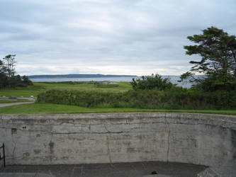 Fort Casey State Park: Gun Emplacement 1 by rifka1