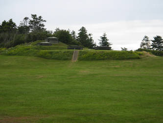 Fort Casey State Park: Fire Control Station by rifka1