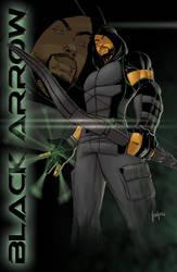 Black Arrow - 4 My Bro by SlimmmGoodie