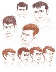 Reference Sketching-Ethan by DarkMousysMinion