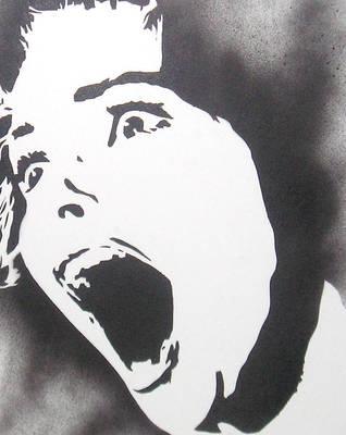 The Scream by paulieslim