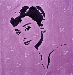 Just Audrey by paulieslim