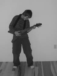 play that guitar by photographer-jan