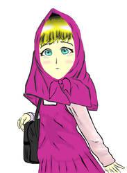 masha and the bear anime version by sodrukun