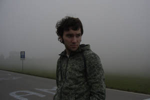 a travers le brouillard by alecarote