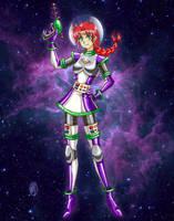 Space Cadet Titan by ArtistMeli