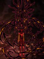 Eva Unit 666 by ArtistMeli