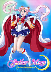 She is the One, Sailor Moon! by ArtistMeli