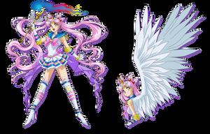 Neo Sailor Moon by ArtistMeli