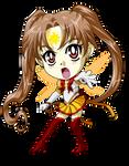 Sailor Sun Chibi by ArtistMeli
