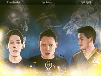 Copa Latam Havoks/Galactic/Lyon by Indiotoons