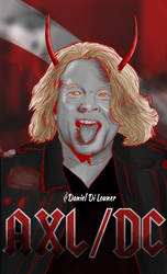 AXL/DC by Indiotoons