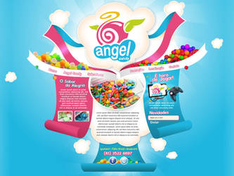 Angel Candy by thdweb