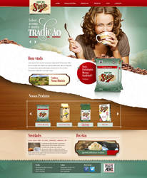 Cafe do Sitio by thdweb