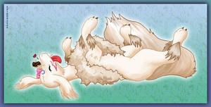 Contest - Puppy Love by grimdragon