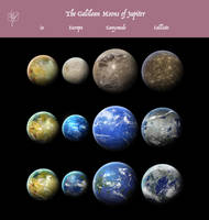 COLONY: Terraforming The Galilean Moons by VincenzoNova