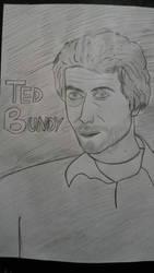 Ted Bundy by RodrigoSilvaDantas