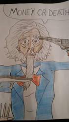 The American Nightmare by RodrigoSilvaDantas