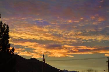 Sunrise by Urmar