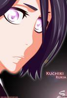 .: Bleach 475-03 Rukia :. by Tsukineesan