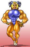 Sheeri Back Again by Cheetaur