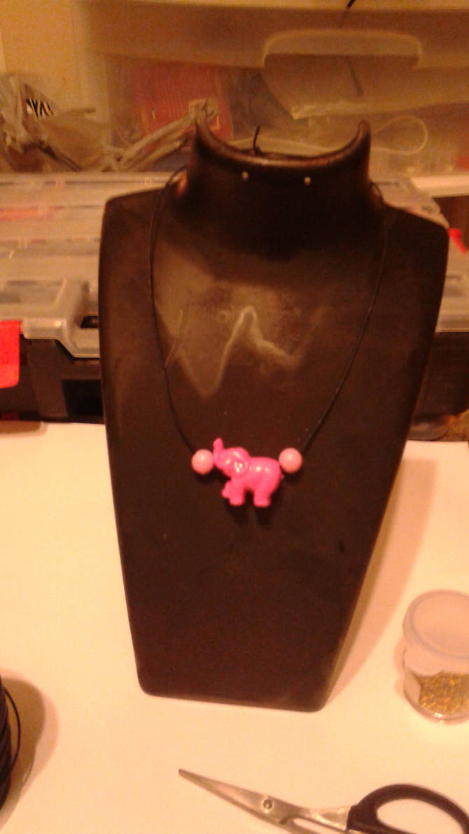 Easy Peasy Animal Necklaces by lavendarskylight