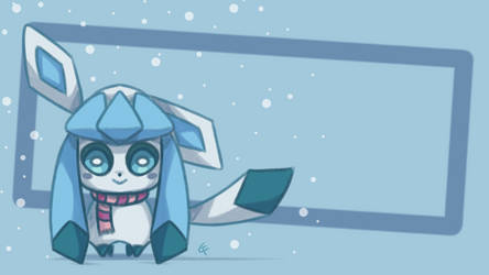 Glaceon by XCrossfangX