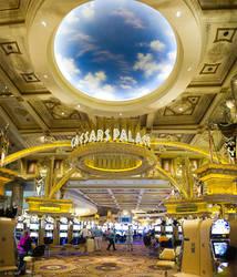 Caesers Palace, Inside, Las Vegas, Navada by pric0067