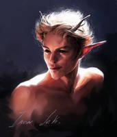 Bosmer boy by LonGrand