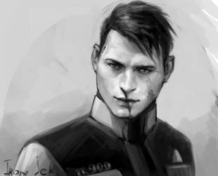 Connor: RK900 by LonGrand