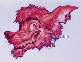 Foxy v1.0 by Ferwildir