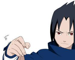 Sasuke by SoAdventure