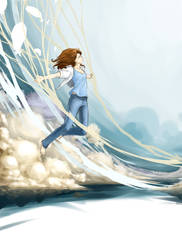 Wind in my arms by Kika-alf