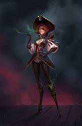 Pirate by Kika-alf