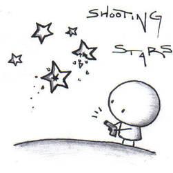 Shooting Stars by MusicalAnimus