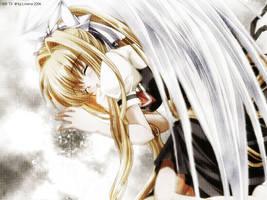 Misuzu Winged by crying-ophelia