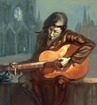 Mephistopheles' Serenade by oakenvial