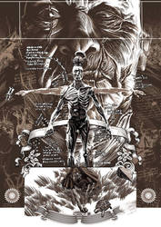 Frankenstein / Page 4 by DiegoYapur
