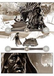 Frankenstein / Page 2 by DiegoYapur