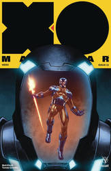 X-O MANOWAR (2017) #23-26 PRE-ORDER EDITION BUNDLE by DiegoYapur