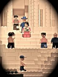 Lego Voyeur by ladyandbird