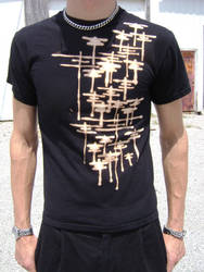 Cascading Symbol Shirt by Heartion