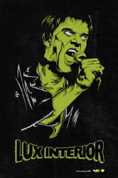 Lux Interior by drak1s