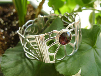 Lace Bracelet by GeshaR