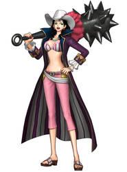 One-Piece-Pirate-Warriors-Alvida by Naruke24