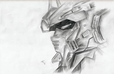 Gundam by R-Monkey