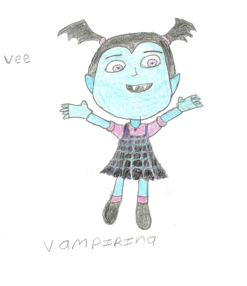 vampirina by darkc3po